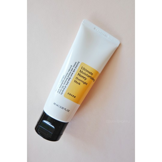 Ultimate Moisturizing Honey Overnight Mask 50ml / Ночная маска медовая