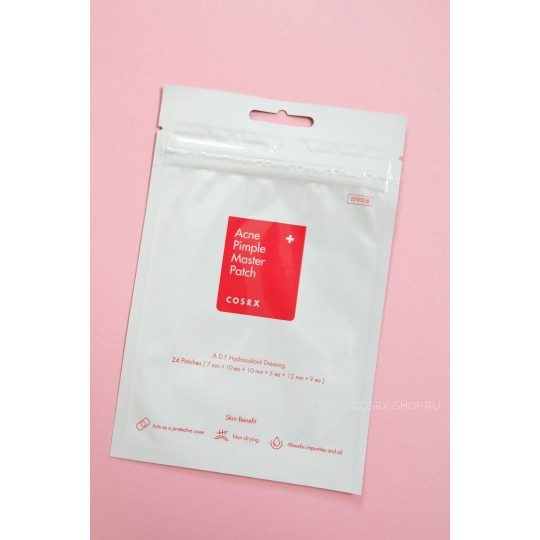 Acne Pimple Master Patch /  Патчи от акне (24 патча)